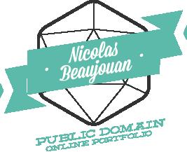 Nicolas  beaujouan Public Domain Portfolio